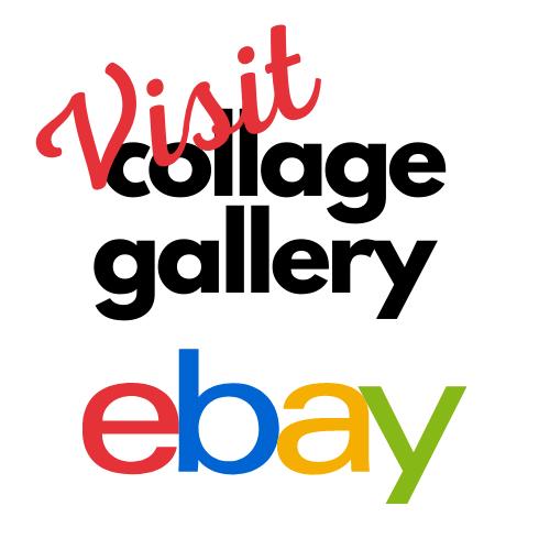 Collage: Ebay Shop