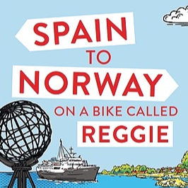 Cycling Europe  / Andrew Sykes Spain to Norway on a Bike Called Reggie Link Thumbnail | Linktree