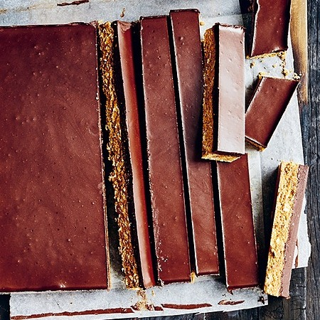 @donna.hay chewy chocolate almond bars Link Thumbnail   Linktree