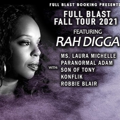 Full Blast RAH DIGGA @ Cellar On Treadwell - Hamden, CT - Full Blast Fall Tour 2021 Link Thumbnail | Linktree