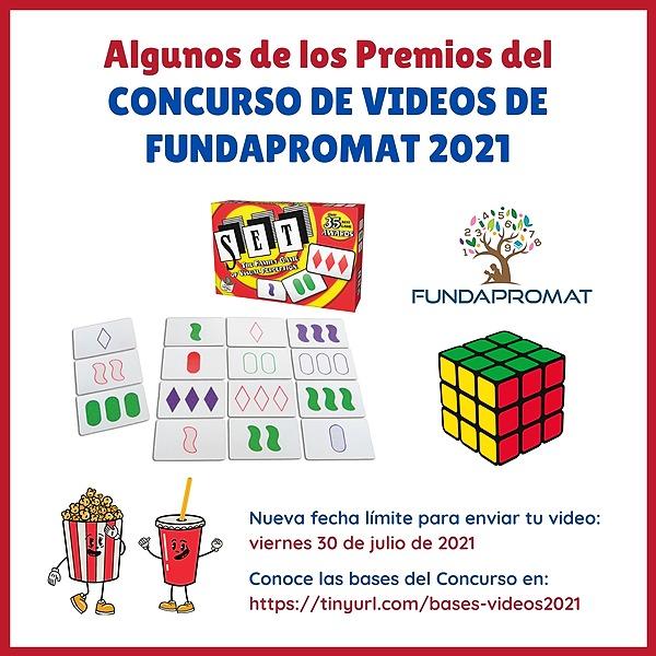 @jshakall Bases del Concurso de Videos de FUNDAPROMAT 2021 Link Thumbnail | Linktree