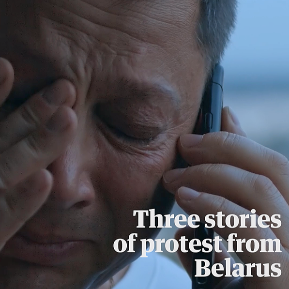 @guardian Belarus: personal stories from a country in turmoil – documentary Link Thumbnail | Linktree