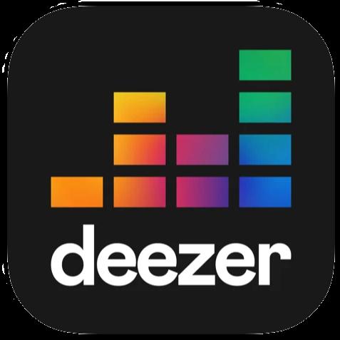 Democratize Work! Deezer Link Thumbnail | Linktree