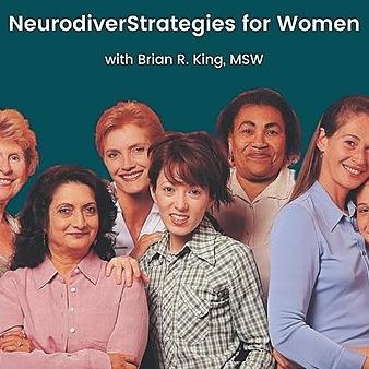 Brian Zensho King Join NeurodiverStrategies for Women Community Link Thumbnail | Linktree