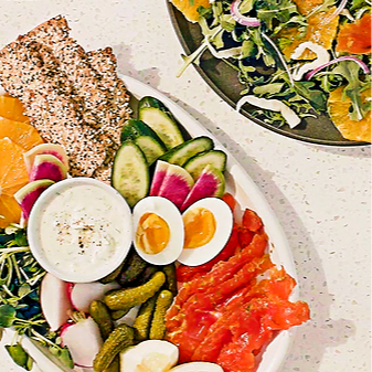 Weekend Cooking Project: Citrus-Cured Salmon
