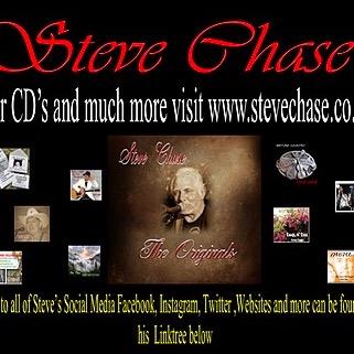 Steve Chase Singer Songwriter Buy Steve Chase CD's Link Thumbnail | Linktree