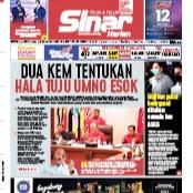@sinar.harian Dua 'kem' UMNO penentu hala tuju PRU15 Link Thumbnail | Linktree