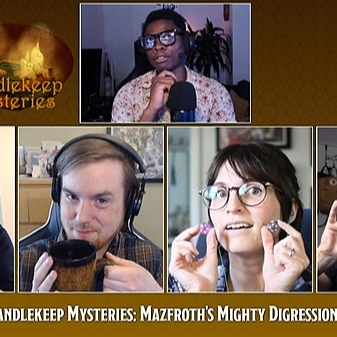 @whatiskiss Mazfroth's Mighty Digressions (2021) - Loading Ready Run Link Thumbnail | Linktree