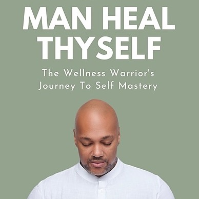 @L A L A H D E L I A Man Heal Thyself book by SupaNova Slom and Queen Afua Link Thumbnail   Linktree