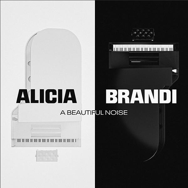 BEAUTIFUL NOISE - Single by Alicia Keys & Brandi Carlile