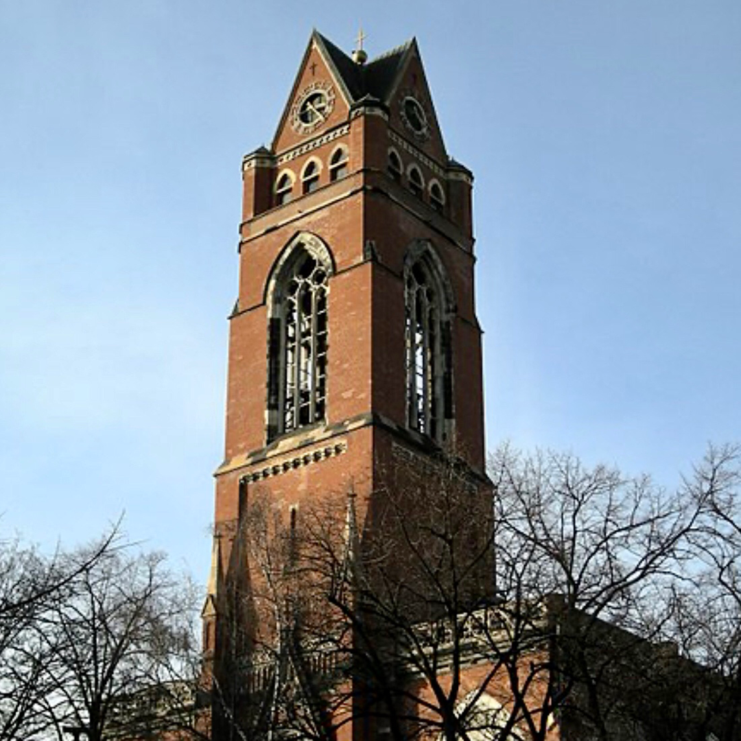 The bells of the church of St Matthias