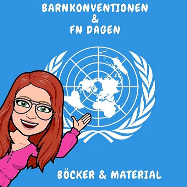 Gullis lästips 🇺🇳 Barnkonventionen & FN-dagen Link Thumbnail   Linktree