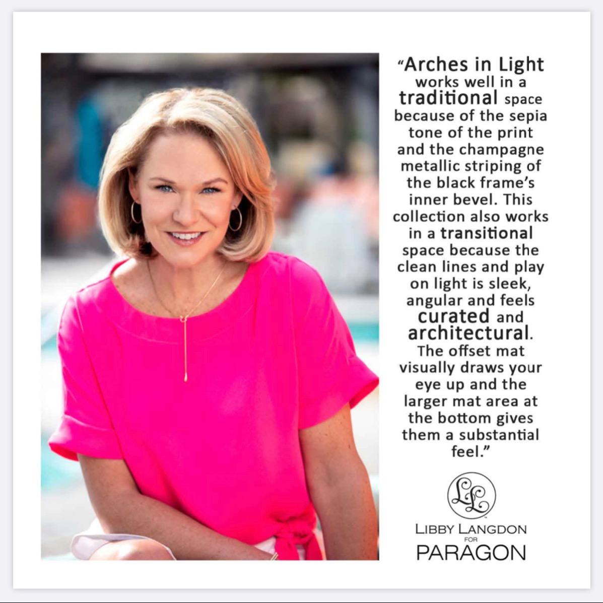 Libby Langdon for Paragon