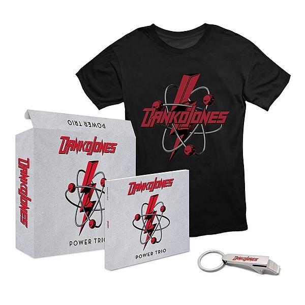 "Danko Jones Get the ""Power Trio"" box set over at Amazon Germany! Link Thumbnail   Linktree"