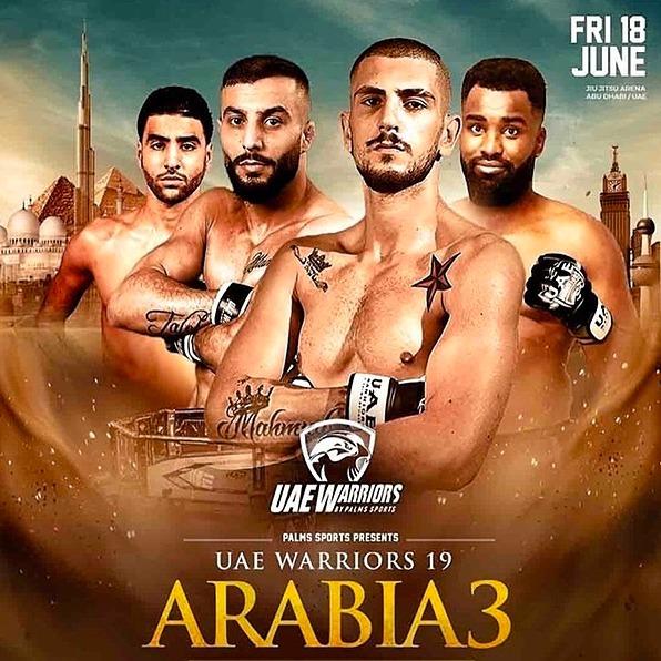 @MMATV UAE 19 - June 18th Link Thumbnail   Linktree