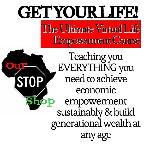 Our Stop Shop Attend our Get Your Life Live Virtual Course (5+ hours equipping you to build wealth sustainably) Link Thumbnail | Linktree