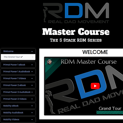 NEW RDM MASTER COURSE