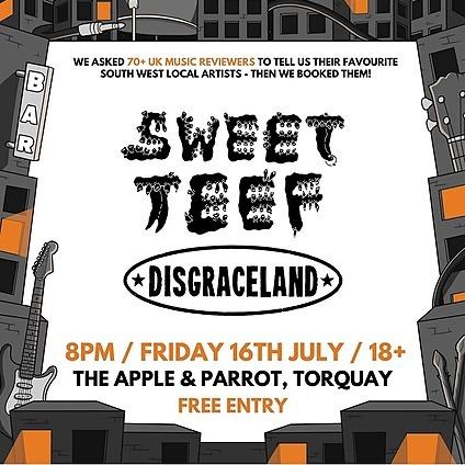 16th July - Punk Party (Torquay)