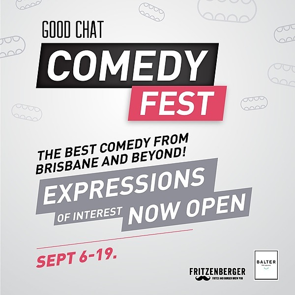 Good Chat Comedy Fest 2021 - Application Form