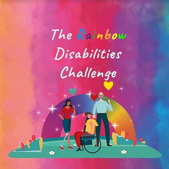 @WCYN The Rainbow Disabilities Challenge 2021 Link Thumbnail | Linktree