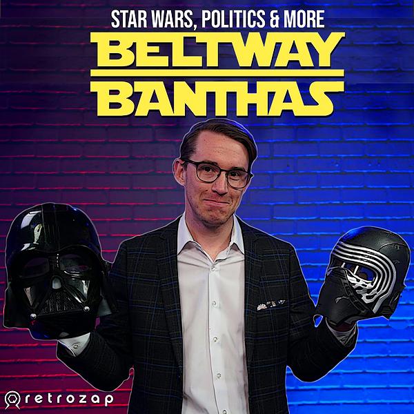 Stephen Kent The podcast! Beltway Banthas: Star Wars & Politics Link Thumbnail   Linktree