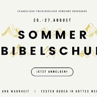 Youthily Sommerbibelschule - Aufnahmen Link Thumbnail | Linktree