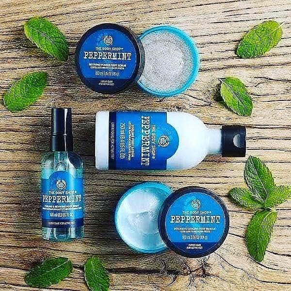 @Spadaze The Body Shop At-Home Link Thumbnail | Linktree