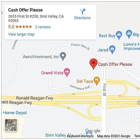 We Buy Houses In California Cash Offer Please™ Link Thumbnail | Linktree