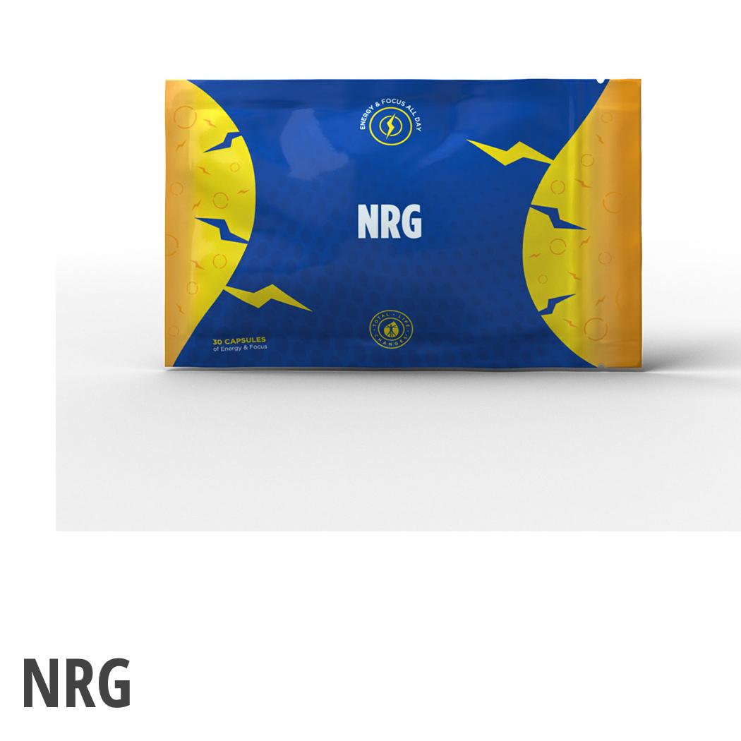 NRG-Natural Energy Pills     (Burn up to 600 calories per pill)