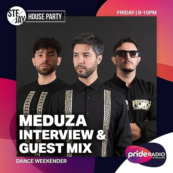 Interview with Meduza + exclusive Guest Mix