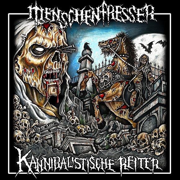 KANNIBALISTISCHE REITER - Album