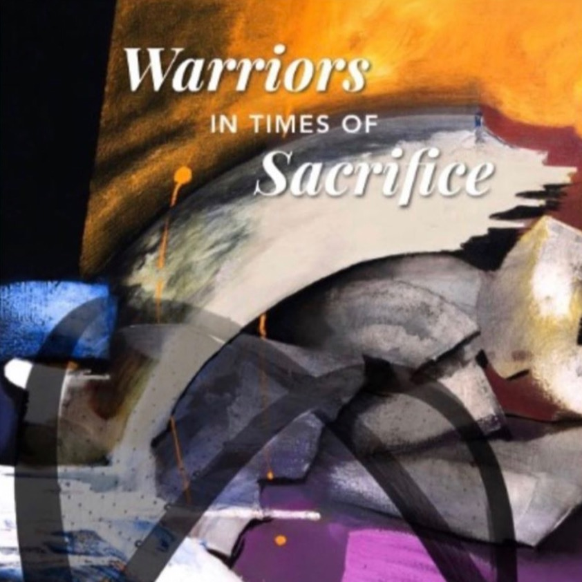"""@Orestedelrio Get my book """"Warriors in Times of Sacrifice"""" (English) Link Thumbnail 