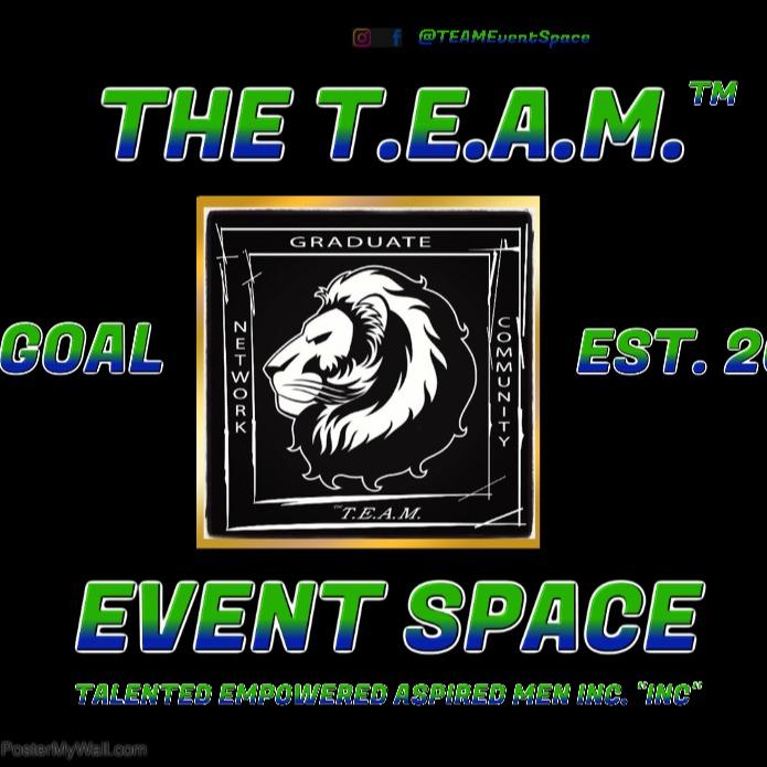 @T.E.A.M.EventSpace Profile Image | Linktree