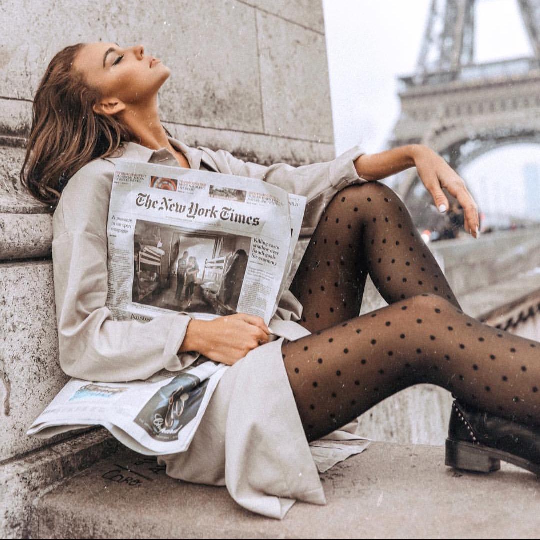 @fashionhr Čarape s uzorcima kao efektni modni dodatak svih zimskih kombinacija Link Thumbnail | Linktree