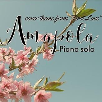 🌷 Amapola - digital sheet music