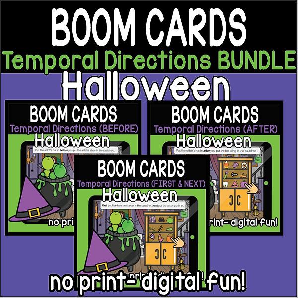 Temporal Concepts - Complete Halloween Bundle