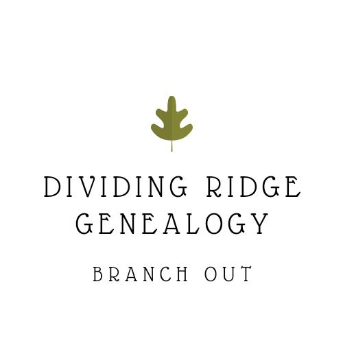 @DividingRidgeGenealogy Profile Image | Linktree