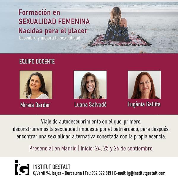 Mireia Darder Madrid: Formación en Sexualidad Femenina Link Thumbnail | Linktree