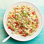 WW Pasta Salad with Tomato and Basil Recipe