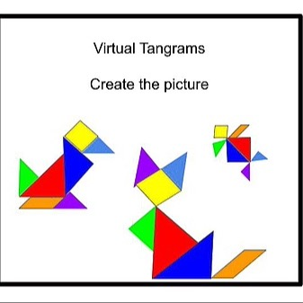 @RebeccaAllgeier Tangram pictures Link Thumbnail | Linktree