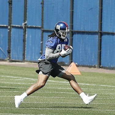 Giants Country Kelvin Benjamin, WR/TE - 2021 Giants Training Camp Preview (photo by Andy Marlin-USA TODAY Sports) Link Thumbnail   Linktree