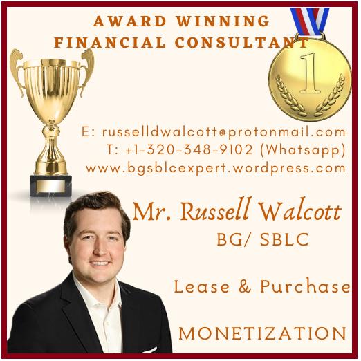 Russell Walcott- SBLC Expert (sblcexpert) Profile Image | Linktree