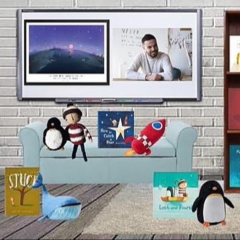 @RebeccaAllgeier Oliver Jeffers - Artist study Link Thumbnail | Linktree