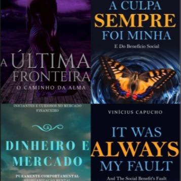 @book4free TODOS os Livros no Clube de Autores | Livros Físicos Promocionais Link Thumbnail | Linktree