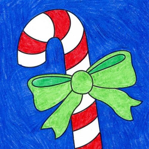 @artprojectsforkids Draw a Candy Cane Link Thumbnail   Linktree