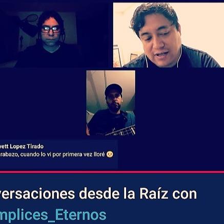 @ComplicesEternos Entrevistas  Link Thumbnail   Linktree