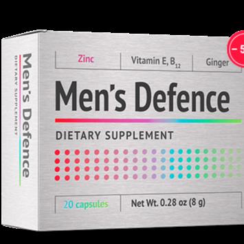 Men's Defence- medikament per prostaten tek meshkujt(Greqi))