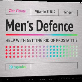 Men's Defence- medikament per prostaten tek meshkujt(Itali))