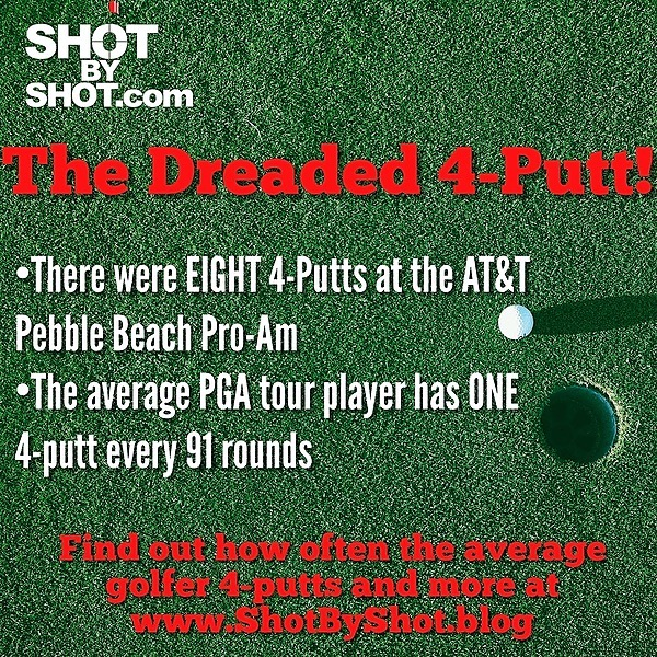 The Dreaded 4-Putt! (BLOG)