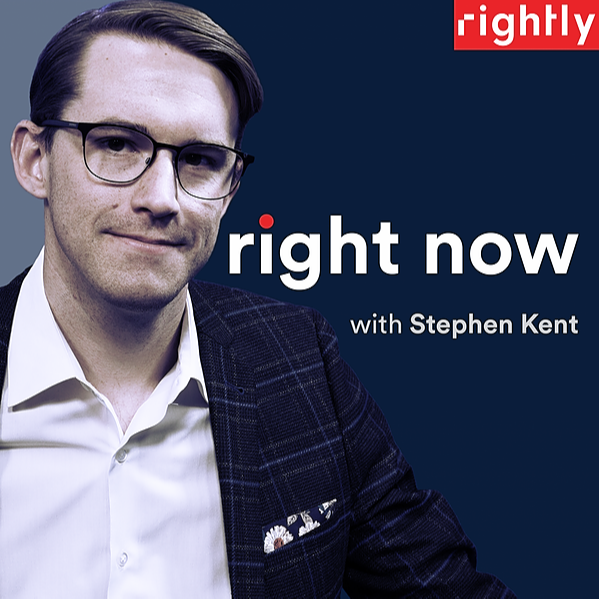 Stephen Kent My Show! Right Now with Stephen Kent on YouTube Link Thumbnail   Linktree